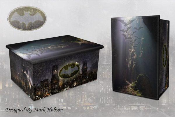 Batman Cremation Urn
