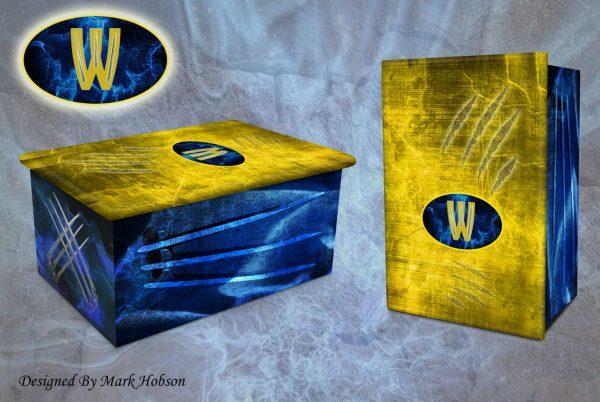 Wolverine Cremation Urn