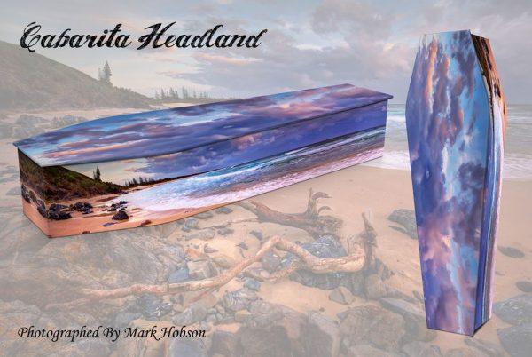 Cabarita Headland Coffin