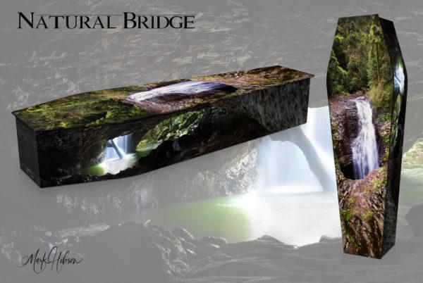 The Natural Bridge Coffin