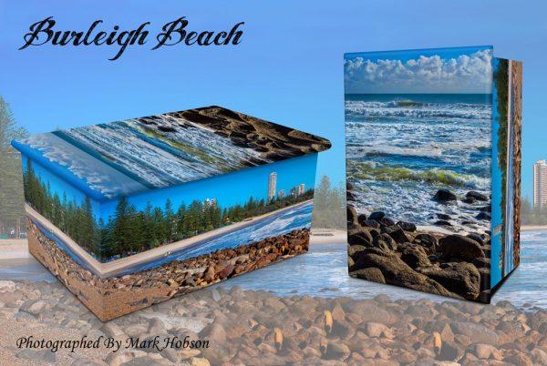 Burleigh Beach Cremation Urn