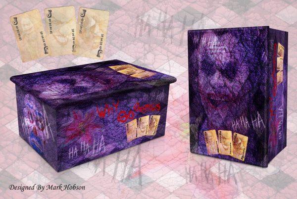 The Joker Cremation Urn