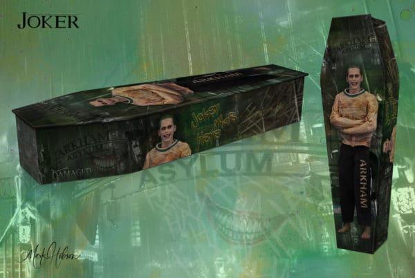 S Squad Joker Coffin