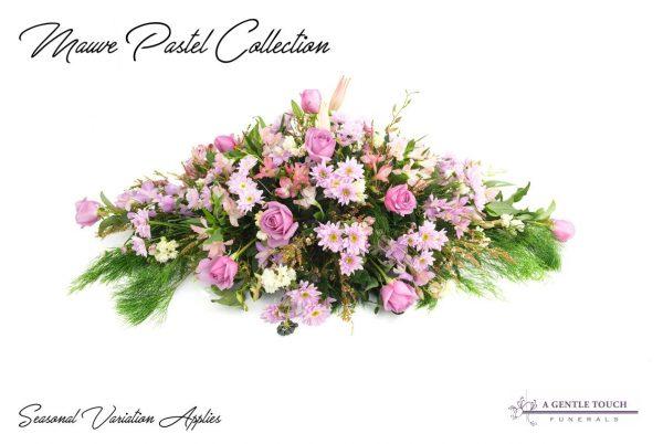 Flowers – Mauve Pastel Collection