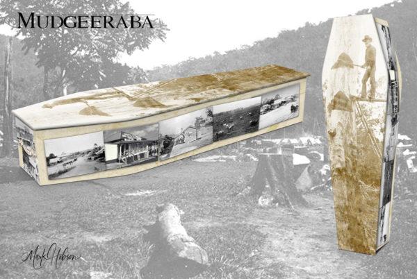 Mudgeeraba Coffin