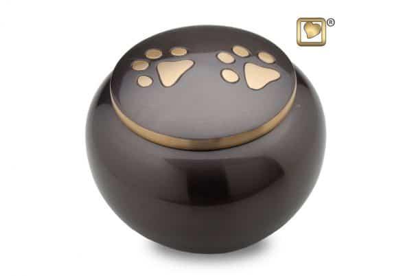 Round Cremation Urn