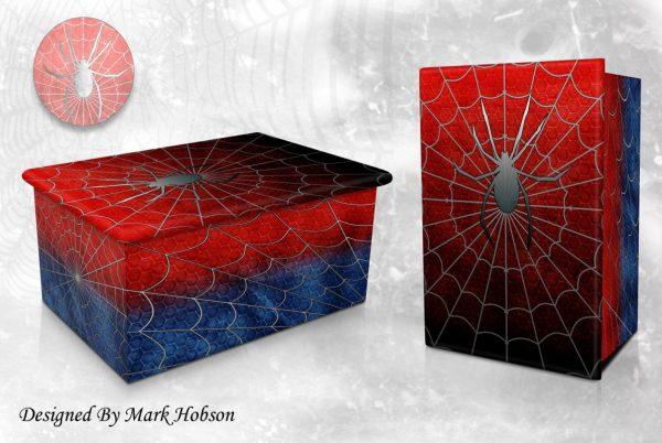 Spiderman Cremation Urn