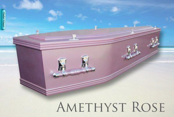 The Amethyst Rose