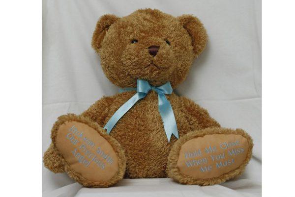 The Eddy Bear