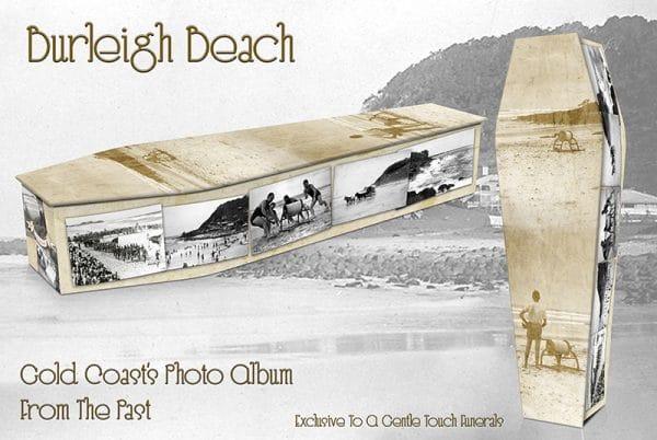 Burleigh Beach Coffin