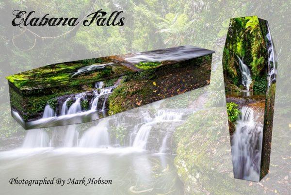 Elabana Falls Coffin