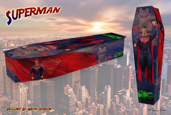 Superman – Man of Steel Coffin