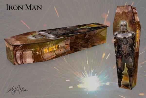 Iron Man Mark 1 Coffin