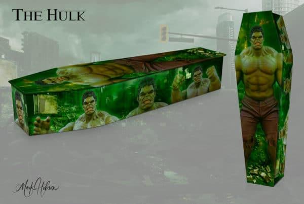 The Hulk Coffin