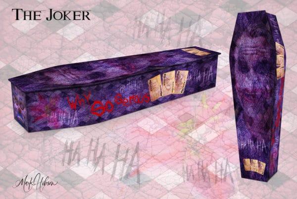 The Joker Coffin