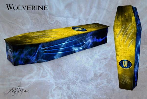 Wolverine Coffin