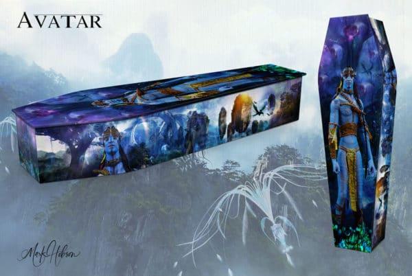 Avatar Coffin