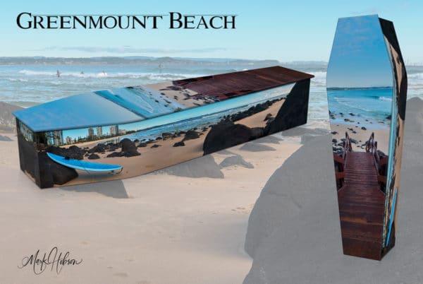 Greenmount Beach Coffin