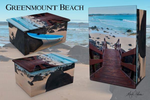 Greenmount Beach Cremation Urn