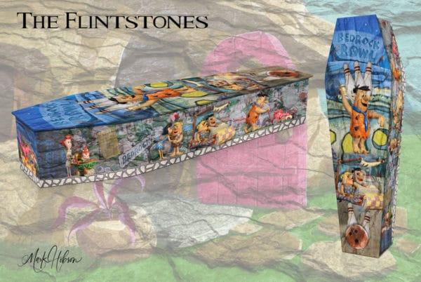The Flintstones Coffin