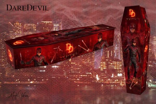 DareDevil Coffin