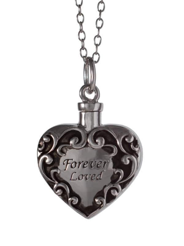 AUN9659 Forever Loved Heart